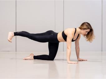 Booty shape movement