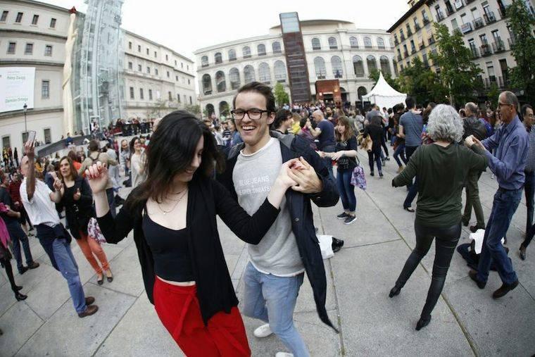 Esta semana música, baile y fuegos artificiales en Veranos de la Villa