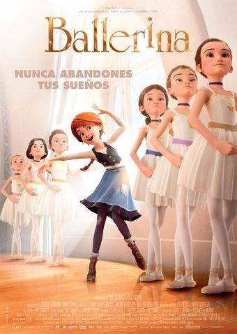La AECC organiza en Madrid un pase de cine solidario de la película Ballerina para niños con cáncer