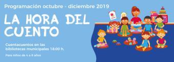 Nueva temporada de cuentos en español e inglés en las bibliotecas municipales de Pozuelo de Alarcón