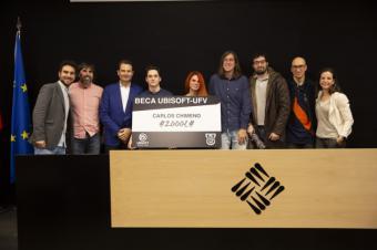 La Universidad Francisco de Vitoria convoca la II beca Ubisoft-UFV para cursar formación en videojuegos