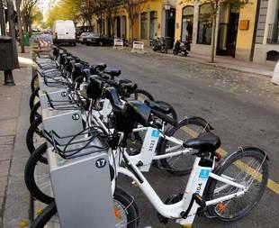 Plan de medidas para fomentar el uso de la bici en Madrid