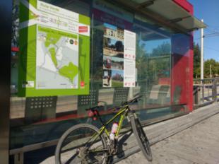 Metro Ligero Oeste ofrece rutas accesibles desde sus trayectos para disfrutar del aire libre