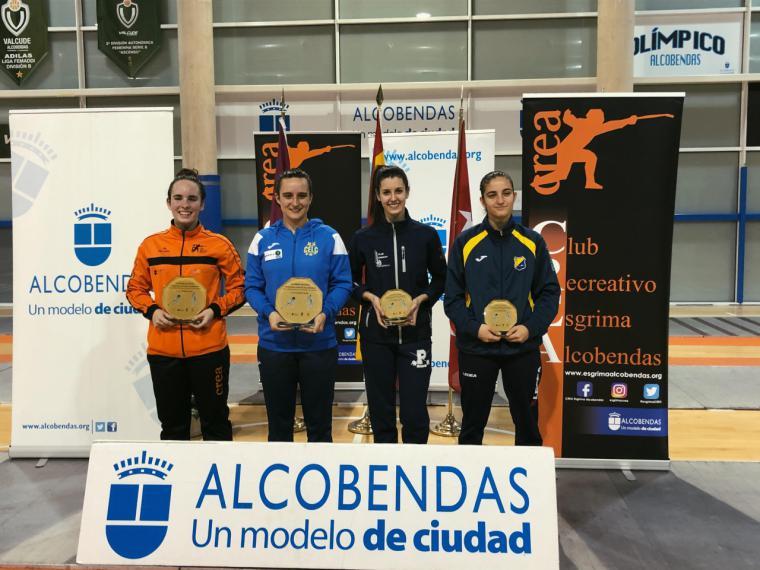 Bronce para Andrea Ruiz de Mier en el TNR senior y Jaime Luque en la segunda fase regional sub-15