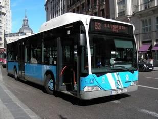 Los perros de asistencia permitidos a bordo de los autobuses de Madrid