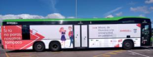 La Universidad Francisco de Vitoria (Madrid) amplía su horario de autobuses con motivo del inicio del curso académico