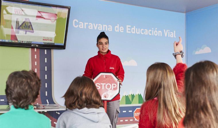 Más de 1.000 escolares de Pozuelo de Alarcón aprenden normas básicas de seguridad vial para prevenir accidentes de tráfico