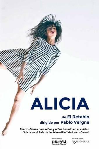 Este viernes 'Alicia' hace parada en Pozuelo