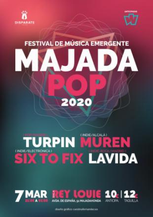 FESTIVAL MAJADAPOP 2020. La música florece en el noroeste de Madrid