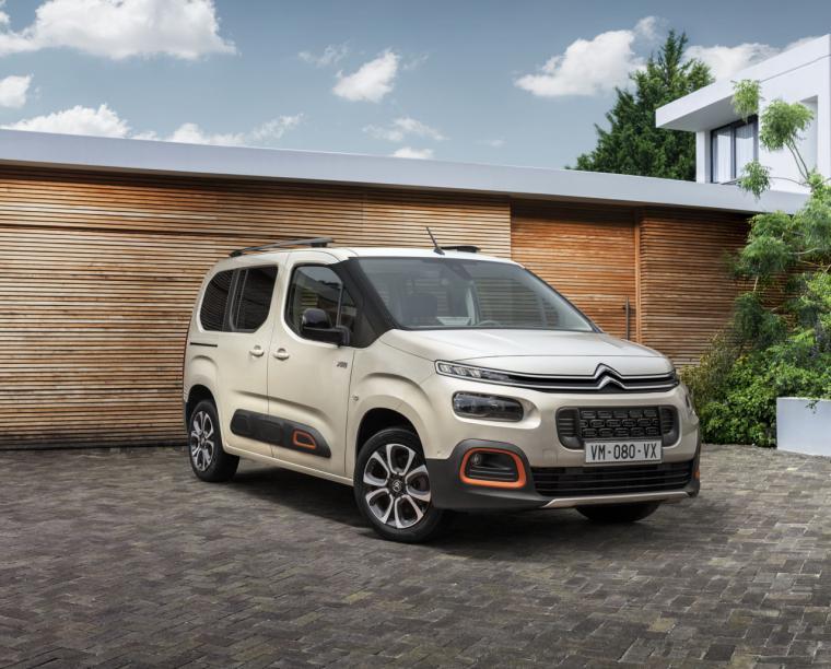 Nuevo Citroën Berlingo: el icónico líder Made in Spain se renueva con aún más diseño, confort y tecnología