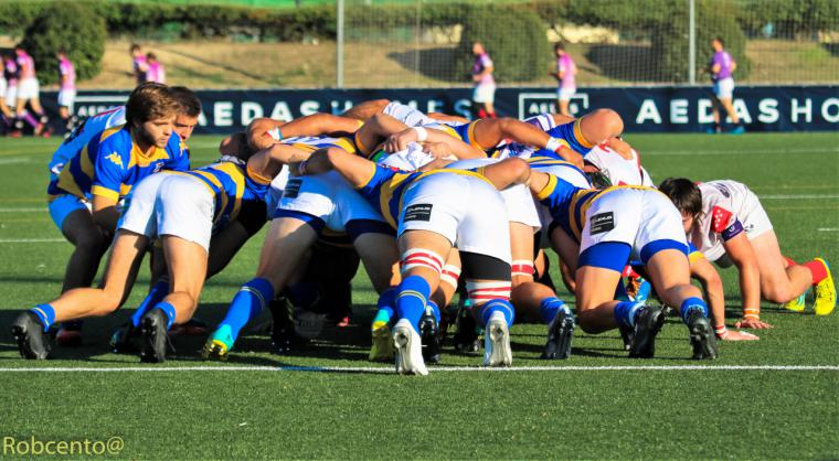 Crc Pozuelo Rugby 65 – 10 C.D. Arquitectura