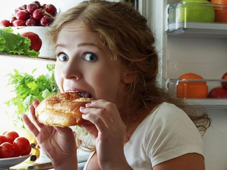 Relación entre alimentación y ansiedad