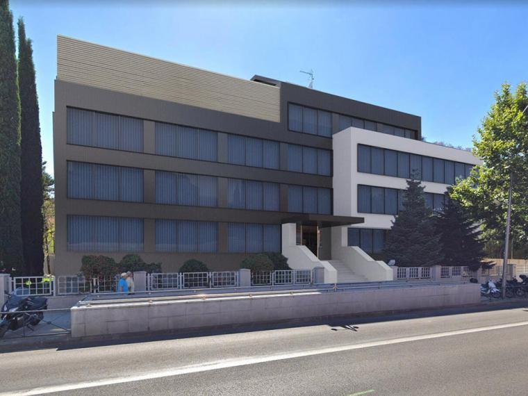 Así es la clínica de transplantes capilares que Cristiano Ronaldo va a abrir en Madrid