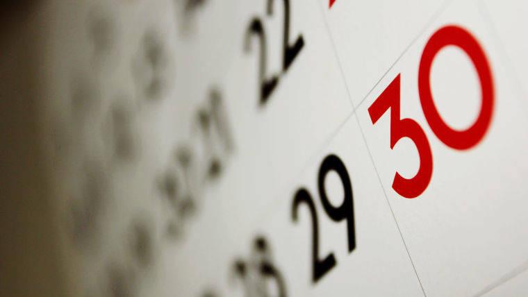 Calendario laboral de 2017 en la Comunidad de Madrid