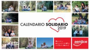 Doce meses por un transporte escolar adaptado: La Fundación Aenilce lanza su Calendario Solidario 2019