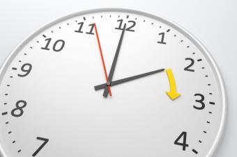 Este fin de semana hay que adelantar una hora los relojes