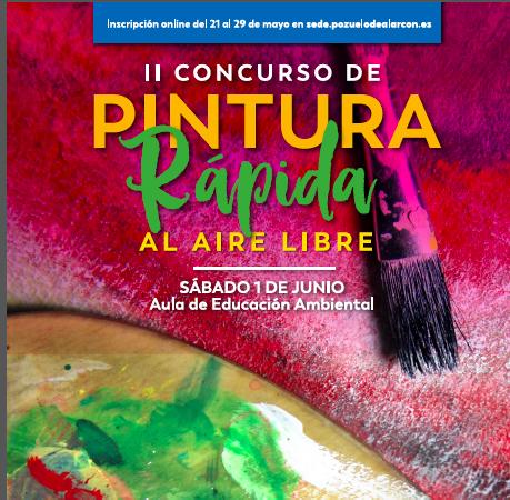 Abierto el plazo de inscripción para participar en el II Concurso de Pintura Rápida al Aire libre