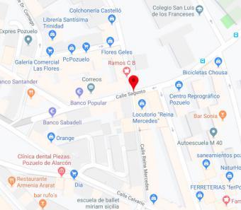 La mejora del centro de Pozuelo continuará con la rehabilitación de las calles Sagunto y su entorno