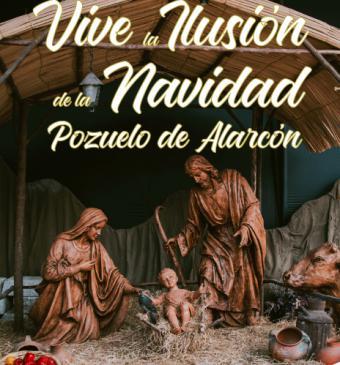 Diversión e ilusión en la Navidad de Pozuelo con los espectáculos infantiles y familiares, el tren navideño, la pista de hielo y la ruta de Belenes