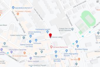 El Ayuntamiento de Pozuelo de Alarcón informa de cortes de tráfico en la calle Reina Mercedes a partir del lunes
