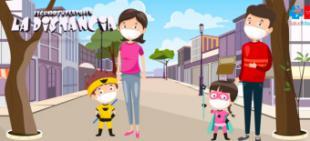 La Comunidad de Madrid elabora un vídeo para concienciar a los peques