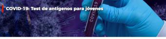 La Comunidad de Madrid activa dispositivos de test de antígenos en dos nuevas zonas básicas de salud y siete campus universitarios