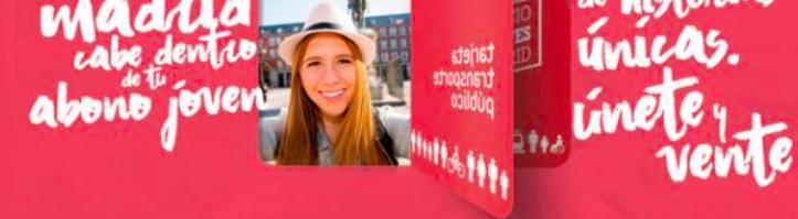 Abono Joven 30x30 para apoyar a jóvenes y familias