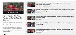 Ponte en forma con Cris Tello, entrenadora personal y preparadora física en el Atlético de Madrid Femenino