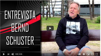 Cris Tello entrevista a Bernd Schuster