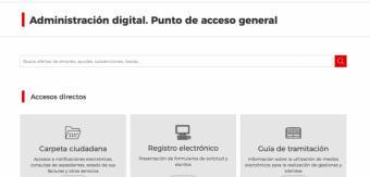 La Comunidad de Madrid rediseña el Servicio de Tramitación Digital para hacerlo más accesible y sencillo al ciudadano