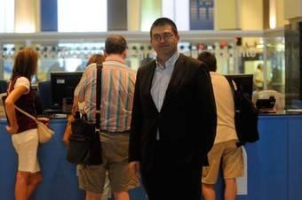 Carlos Sánchez Mato, concejal de Economía y Hacienda del Ayuntamiento de Madrid