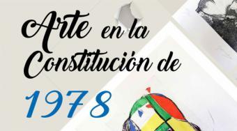 Exposición en Pozuelo de grabados alusivos de Miró, Saura y Barjola, entre otros, para celebrar el 40 aniversario de la Constitución