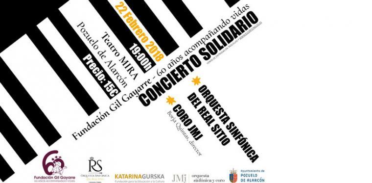 Concierto de inauguración 60 aniversario Fundación Gil Gayarre