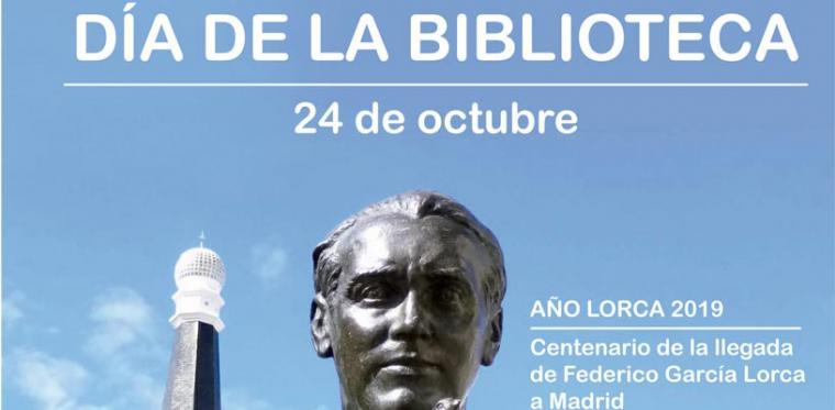 Día de la Biblioteca - Año Lorca 2019