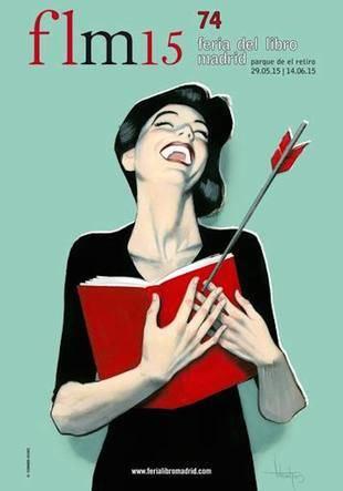 Llega la Feria del Libro 2015 de Madrid