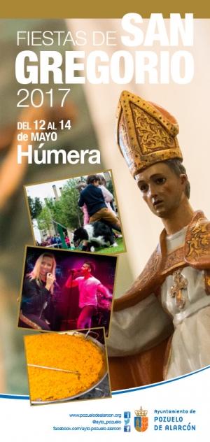 Húmera se prepara para vivir sus fiestas en honor a San Gregorio