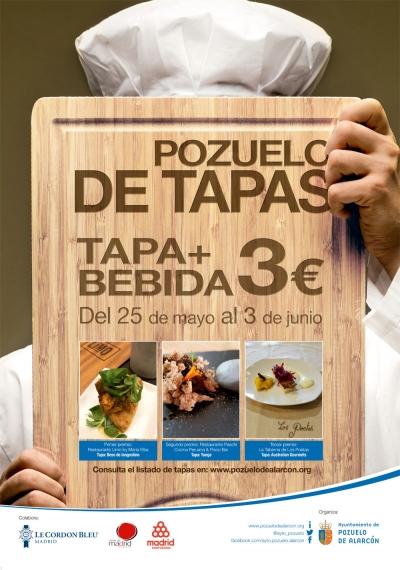Jornadas Gastronómicas Pozuelo de Tapas 2018