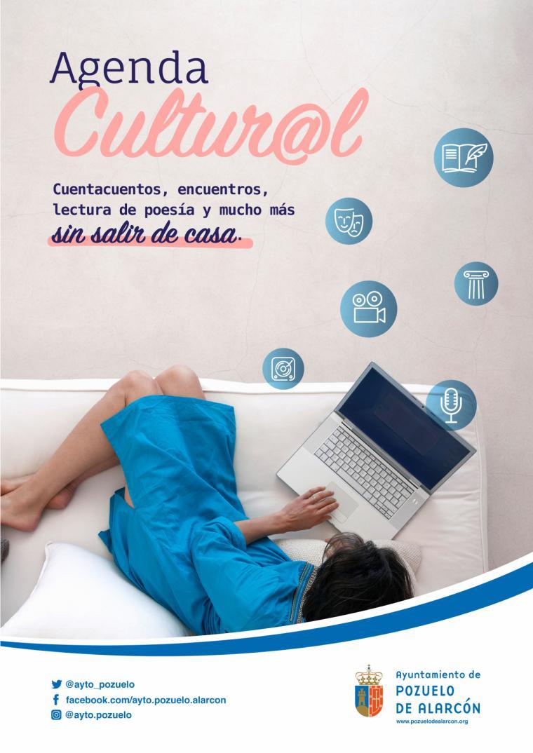 El Ayuntamiento de Pozuelo de Alarcón lanza un programa cultural on line con cuentacuentos, recitales de poesía y talleres