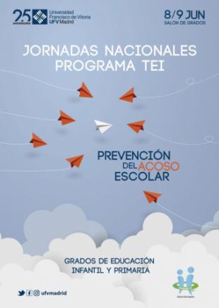 La Universidad Francisco de Vitoria (Madrid) acoge unas jornadas para tratar la prevención del acoso escolar basada en el programa TEI