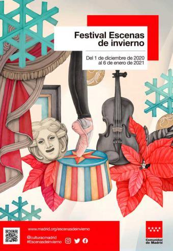 La Comunidad promueve la descentralización cultural con el Festival Escenas de Invierno