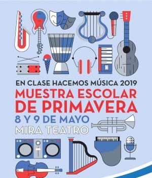 """Alumnos de Pozuelo despliegan un año más su talento en la """"Muestra Escolar de Música de Primavera"""" en el MIRA Teatro"""