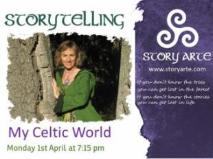 Cuentacuentos en inglés de temática celta