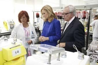 Madrid necesita cada día 900 donaciones de sangre