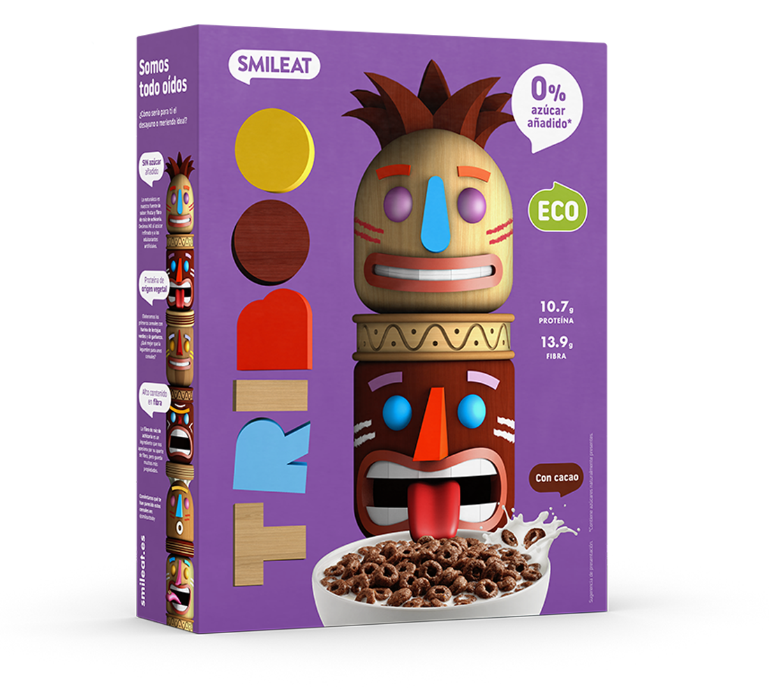 Smileat lanza TRIBOO, la nueva marca de cereales y snacks infantiles que rompe con el azúcar añadido y trae la innovación a los desayunos y meriendas