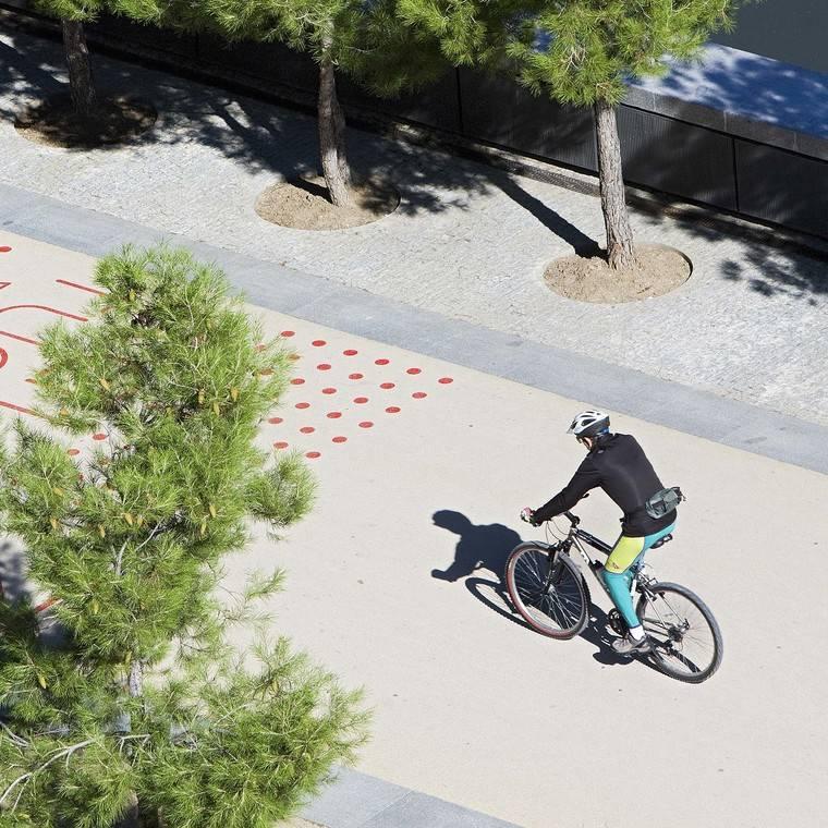 Nuevos itinerarios ciclistas para Moncloa-Aravaca
