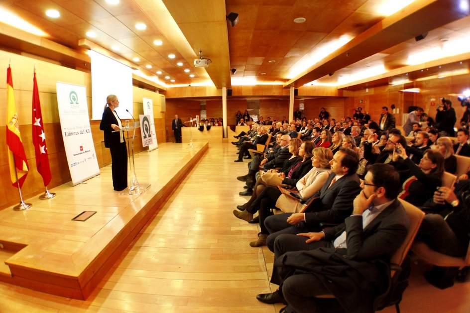 La Aeepp Entrega Los Premios Editores 2016 En La Sede De