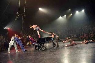 Llega el Circo al aire libre a los Veranos de la Villa