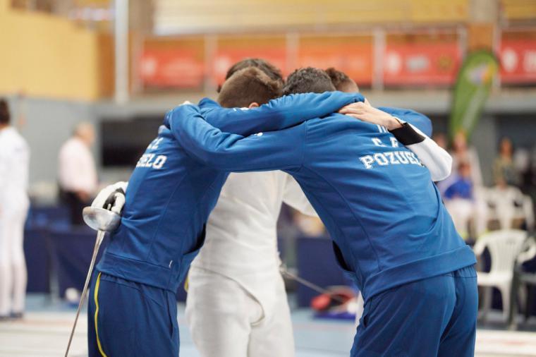 El Club Esgrima Pozuelo clasifica a 22 tiradores y 2 equipos a los Campeonatos de España senior, júnior y sub-23