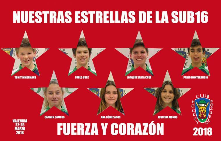 Campeonato de España de selecciones autonómicas Sub-16 de Hockey Hierba