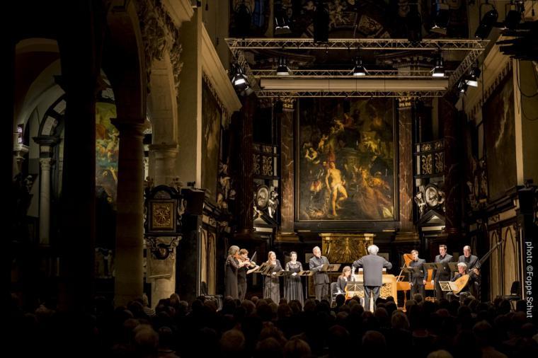 El XXVI Festival Música Antigua Aranjuez, que ofrecerá ocho exquisitos conciertos en el Real Sitio de Aranjuez, se inaugura el 4 de mayo